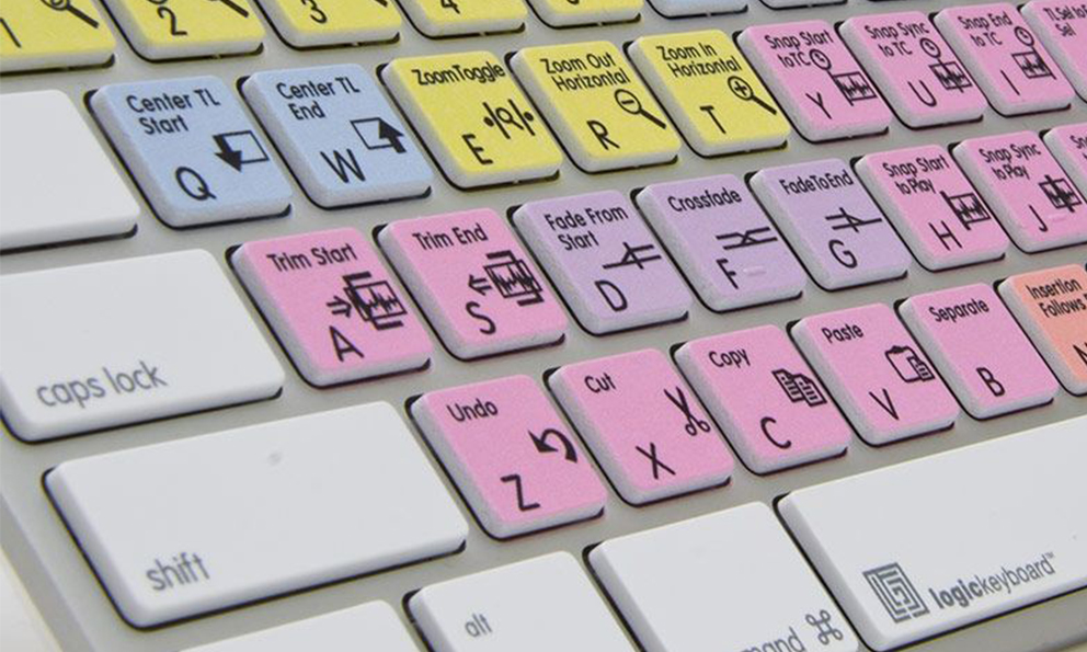 ProTools Keyboard - Mac