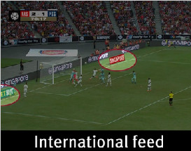 The International Champions Cup brought localized virtual ads to viewers with Vizrt and Catalyst Media