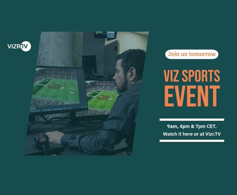 Viz Sports Event sessions LIVE