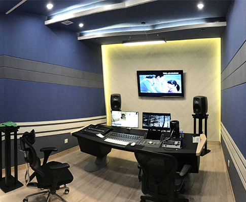 Inner Mongolia Film Group's Construction Project of Minority Language Film Translation and Recording Studio