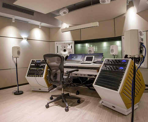 Shenzhen Leiting Games 5.1.4 Sound Studio: Create an immersive game experience! | GENELEC Interview