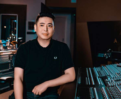 Leading sound engineer installs China's first SSL Origin