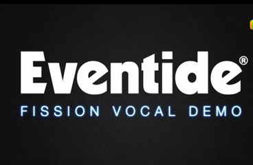 Eventide Fission 插件人声应用演示