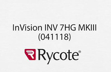 InVision系列 -  7 HG MKIII简介